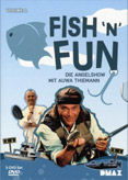 Fish`n Fun 3er DVD-Set Vol.1 mit Auwa
